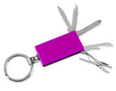 Metal Pocket Tool, Purple